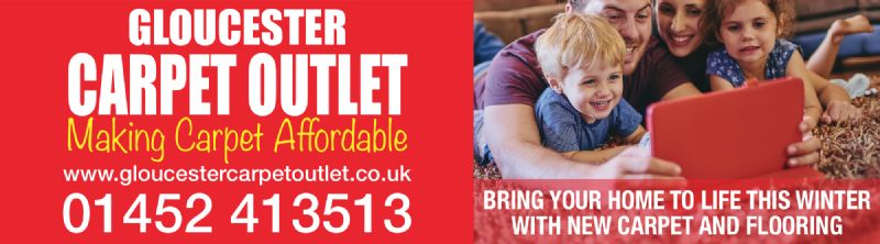 Gloucester Carpet Outlet. Affordable carpet and flooring